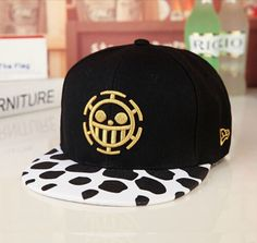One Piece Hat Snapback - OtakuForest.com Cool Hats 11c5d141666f