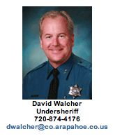Counsel received a phone call from Undersheriff Walcher informing them once again that they would not be permitted to see Mr. Holmes, and that he would provide no reason or explanation.  Walchler further informed counsel that he would inform them if and when they would be permitted to see Mr. Holmes.  Counsel demanded immediate access to Mr. Holmes and Walchler refused.