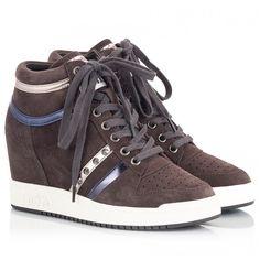 Women's Calvin Klein Illia Studded Platform Sneaker ($109 ...