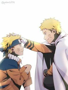 """You will become Hokage someday. But more importantly, you'll have many great friends."""
