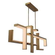 Jackal Chandelier by Modern Forms Linear Chandelier, Chandelier Lighting, Hudson Valley Lighting, Entry Foyer, Beams, Light Fixtures, Mid-century Modern, Bulb, Commercial
