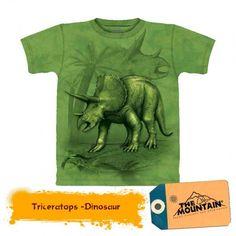 Tricouri The Mountain – Tricou Triceratops Mountain, Mountaineering