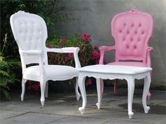 Plastic Fantastic Chair by Jasper van Grootel
