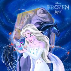 Frozen 2 by on DeviantArt Frozen Art, Frozen Movie, Elsa Frozen, Frozen Drawings, Disney Drawings, Disney And Dreamworks, Disney Pixar, Disney Princess Frozen, Disney Princesses