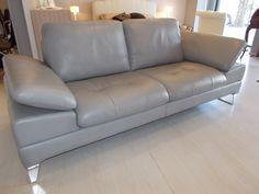 Divano kivik ~ Divano in pelle grigio due posti cerca con google divano