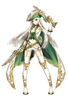 Chica Fantasy, Anime Fantasy, Fantasy Girl, Manga Girl, Chica Anime Manga, Anime Girls, Female Character Design, Character Design Inspiration, Character Art