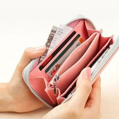 Find More Wallets Information about 2015 New Madam Crown Phone Package Apple Phone Package Candy color Handbag Long Wallet  Model CKQB010,High Quality wallet bag,China wallet pattern Suppliers, Cheap wallet from Female-Fashion on Aliexpress.com