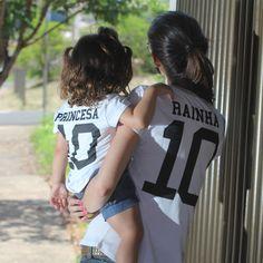 Quando você tem uma princesa pra jogar no seu time! ⚽⚽ #maedemenina #talmaeetalfilha #maeefilhaiguais #calupa #familia  - whats 17 996318327