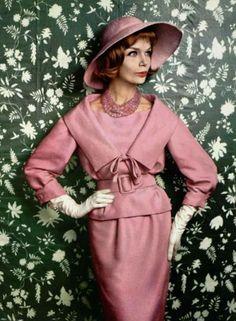 Christian Dior Outfit - 1959    L'Officiel De La Mode