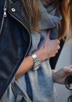 #Grey casual #grigio