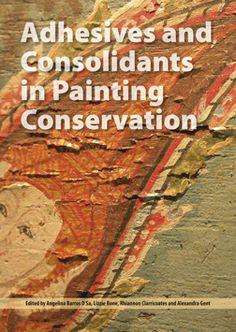 .adhesivos y consolidantes en la conservación de pinturas