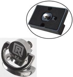 Black Rapid FastenR-T1 And a Quick Release Plate for the Manfrotto RC2 Rapid Connect Adapter