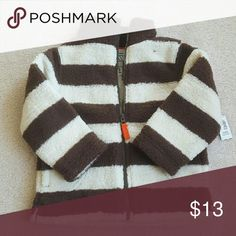 Front zipper mock-neck sherpa sweater Great for Fall! Heavy weight. Sherpa. Never worn. Serious inquiries only. No trades Old Navy Shirts & Tops Sweaters