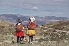Balade au cœur de la nature en compagnie de femmes boliviennes