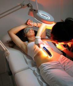 Find out if the new Zerona laser really works like lipo without the surgery! - Shape.com