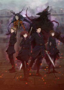 Second Cour of Original Anime Fairy Gone to Premiere in October - Anime Herald Anime Fairy, Anime W, Anime Kawaii, Anime Life, Light Novel, Red Hood, Original Anime, Grimgar, Otaku