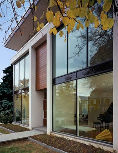 Modern Single-Family Home: The Calem-Rubin Residence by David Jameson