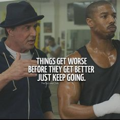 Click the pin to check out success story! Inspiration is Motivation Quotes by The Success Club Encouragement Quotes, Wisdom Quotes, Quotes To Live By, Life Quotes, Qoutes, Top Quotes, Rocky Quotes, Rocky Balboa Quotes, Positive Quotes