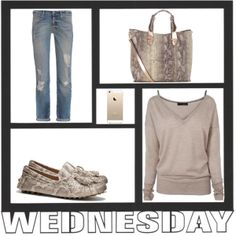 Designer Clothes, Shoes & Bags for Women Wednesday, Shoe Bag, Polyvore, Stuff To Buy, Shopping, Collection, Design, Women, Fashion