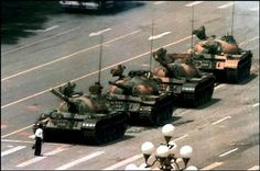 Dinge en Goete (Things and Stuff): This Day in History: Jun 4, 1989: The Tiananmen Square massacre