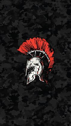 Spartan Warrior wallpaper by now. Browse millions of popular 929 wallpapers and ringtones on Zedge and personalize your phone to suit you. Browse our content now and free your phone Sparta Wallpaper, Warriors Wallpaper, Dark Wallpaper, Wallpaper Backgrounds, Iphone Wallpaper, Spartan Logo, Spartan Tattoo, Dope Wallpapers, Gaming Wallpapers