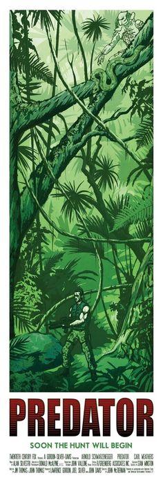 Predator Alternate Movie Poster