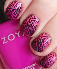 Non-Konad Polishes that work for Nail Stamping - Daily Something