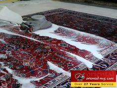 At Oriental Rug Cleaning, we make sure that Persian rug cleaning is done the right way