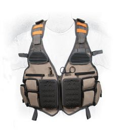 Clear Creek Fly Fishing Products: fly fishing vests, chest packs, fly fishing travel bags and fly rod travel tubes and cases