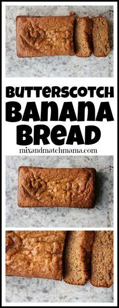 Butterscotch Banana