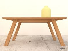 Nordik Coffe Table - Escarabajo Muebles - G. Ciocchini, 2014.