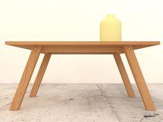 Nordik Coffe Table - Escarabajo Muebles - G. Ciocchini, 2014.