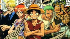 One Piece Luffy Wallpaper Free ~ Click Wallpapers