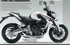 Hornet 800 pode ser a próxima novidade da Honda  » www.salaodocarro.com.br/motos/hornet-800-ser-proxima-novidade-honda.html
