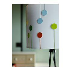 SKÅLVIKEN Decoration for lamp shade set of 10  - IKEA