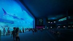 Asia's largest public aquarium, Aqua Planet Jeju, opens via Advanced Aquarist (@aaolm)