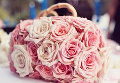 rose bag, cute..