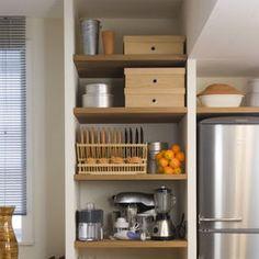 Fai da te mobili cucina salvaspazio | Donna Moderna