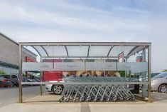 Recently, Quinlan Eng worked onsite in Celbridge where they designed and installed bespoke trolley bays, extraction canopies and protective bollards. Marina Bay Sands, Canopy, Bespoke, Engineering, Building, Projects, Travel, Design, Log Projects