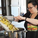 Thai Roasted Root Vegetable Curry | CUESA. Rutabaga, parsnip, Brussels sprouts, carrots, sweet potato, onions Rutabaga Recipes, Turnip Recipes, Veggie Recipes, Cooking Recipes, Healthy Recipes, Vegetable Curry, Root Vegetables, Winter Food, Roast