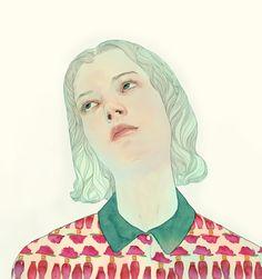 Join.H illustration by Jo in Hyuk