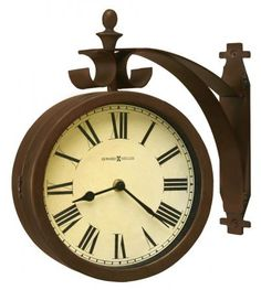Found it at Clockway.com - Howard Miller Quartz Wall Clock - CHM2218