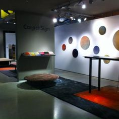 An impression of @carpetsign @designpost cologne. #imm2013