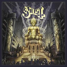 Ghost Digitally Release 'Ceremony and Devotion' Live Album