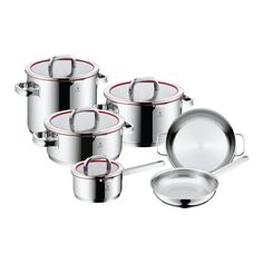 WMF Function 4 Cookware, 10-Piece Set ** You can find more details by visiting the image link.