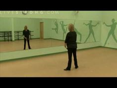 Work on your balance and basic ballet moves as you start. Learn how to do beginners ballet in this dancing video.