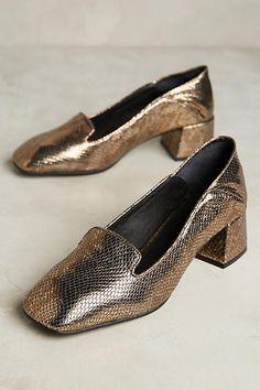 dbcf180a67d Jeffrey Campbell Gulana Loafers. Bohemian ShoesBohemian FallKitten Heel ...