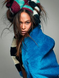 Joan Smalls stars in the Cover Story of Numéro's November 2016 Issue Look______0004