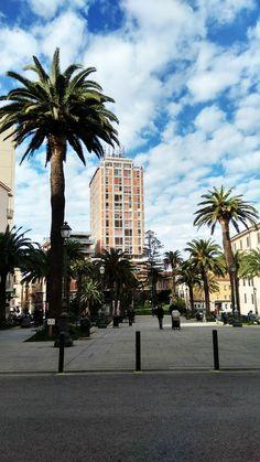 Piazza Castello - Sassari, Sardegna