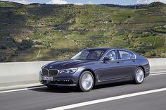 2015 BMW 730d review